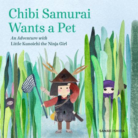 Chibi Samurai Wants a Pet