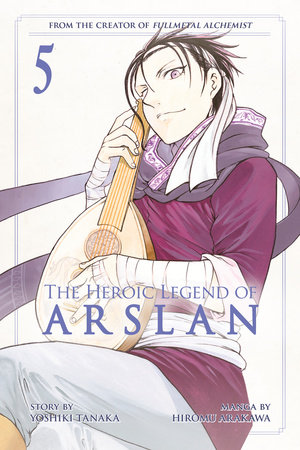 The Heroic Legend of Arslan 5