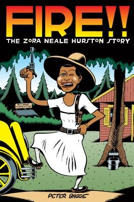 Cover of Fire!!: The Zora Neale Hurston Story