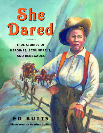 She Dared by Ed Butts