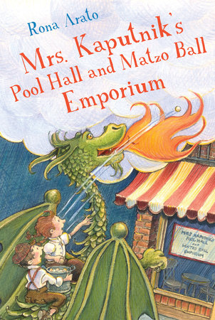 Mrs. Kaputnik's Pool Hall and Matzo Ball Emporium by