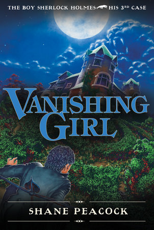 Vanishing Girl by