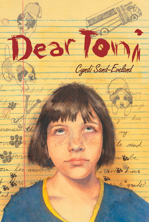Dear Toni by Cyndi Sand-Eveland