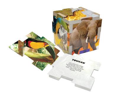 Cube Book by Jessica Bruin