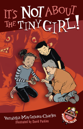 It's Not About the Tiny Girl! by