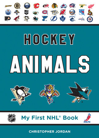 Hockey Animals by