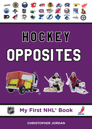 Hockey Opposites by Christopher Jordan