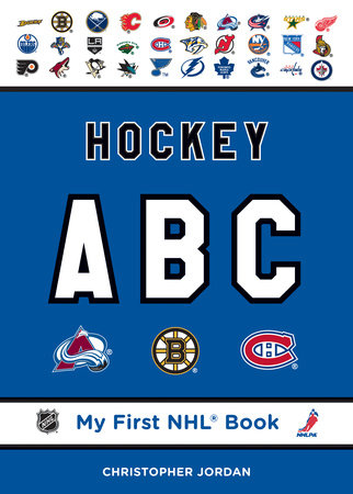 Hockey ABC by Christopher Jordan