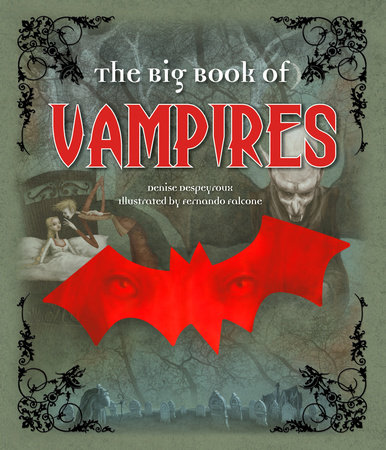 The Big Book of Vampires by