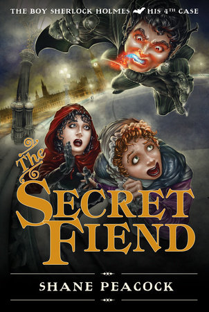 The Secret Fiend by