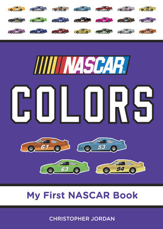 NASCAR Colors by