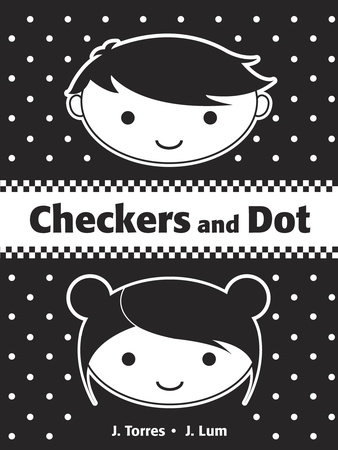Checkers and Dot by