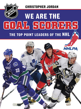 We Are the Goal Scorers by NHLPA