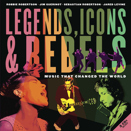 Legends, Icons & Rebels by