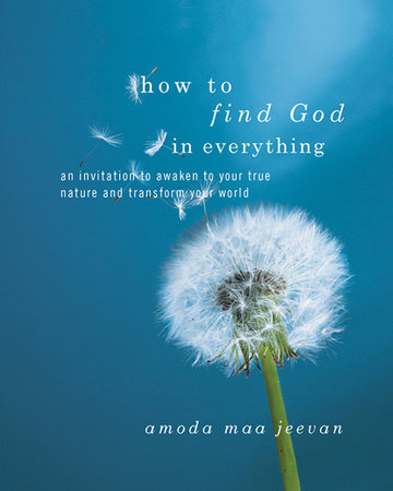 How to Find God in Everything by Amoda Maa Jeevan