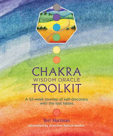 Chakra Wisdom Oracle Toolkit by