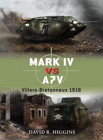 Mark IV vs A7V by