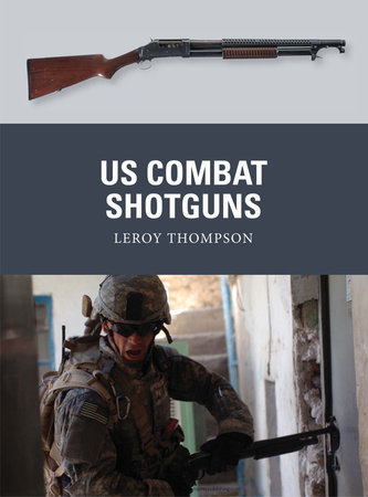 US Combat Shotguns by