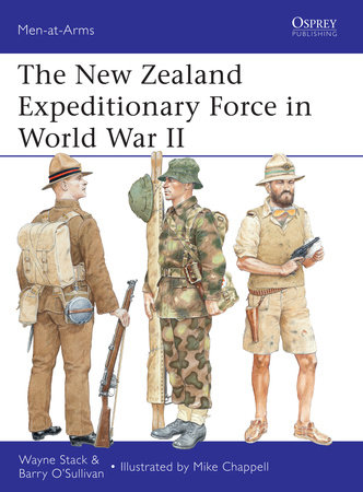 The New Zealand Expeditionary Force in World War II by