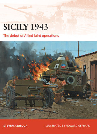 Sicily 1943 by