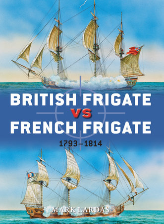 British Frigate vs French Frigate by