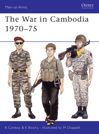 The War in Cambodia 1970-75 by