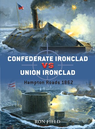 Confederate Ironclad vs Union Ironclad by