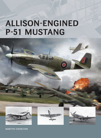Allison-Engined P-51 Mustang by