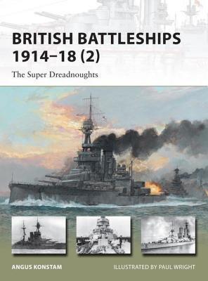 British Battleships 1914-18 (2)