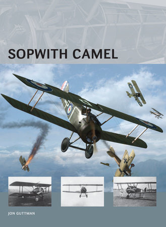 Sopwith Camel by Jon Guttman