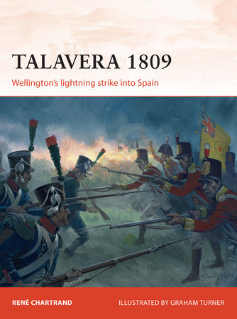 Talavera 1809 by Rene Chartrand