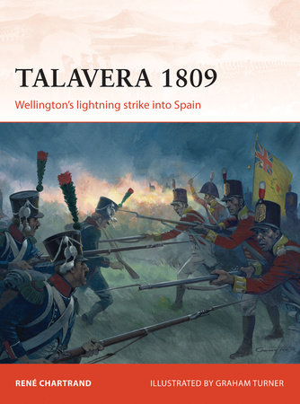 Talavera 1809 by