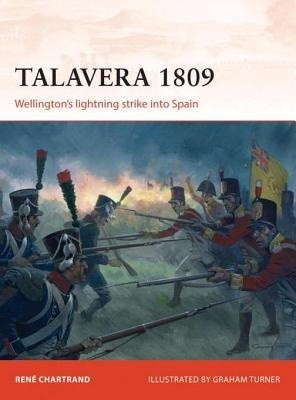 Talavera 1809 by Rene Chartrand