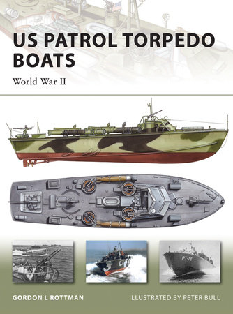 US Patrol Torpedo Boats by
