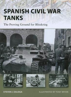 Spanish Civil War Tanks by