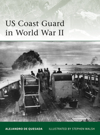 US Coast Guard in World War II by