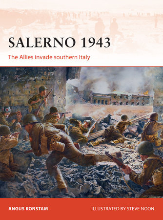 Salerno 1943 by