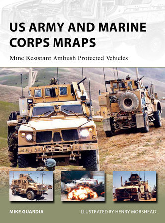 US Army and Marine Corps MRAPs by