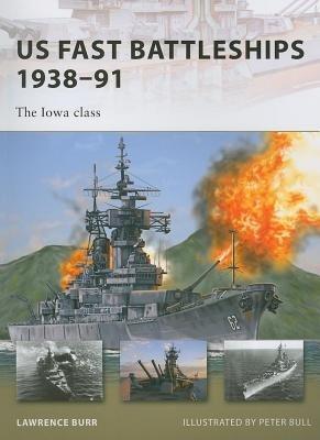 US Fast Battleships 1938-91
