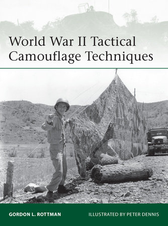 World War II Tactical Camouflage Techniques by