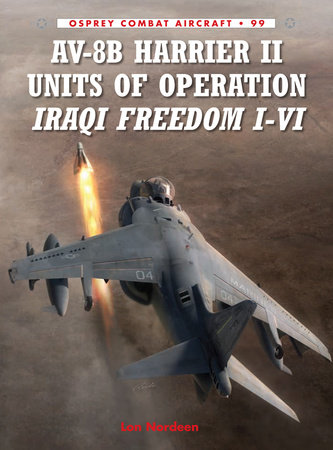 AV-8B Harrier II Units of Operation Iraqi Freedom I-VI by