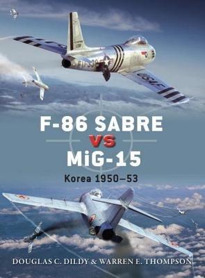F-86 Sabre vs MiG-15 by