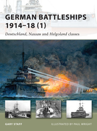 German Battleships 1914-18 (1) by