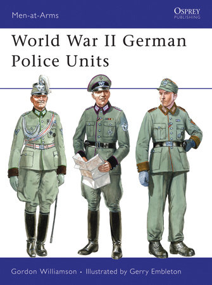 World War II German Police Units by