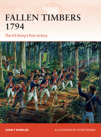 Fallen Timbers 1794 by