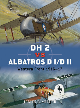 DH 2 vs Albatros D I/D II by