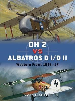 DH 2 vs Albatros D I/D II