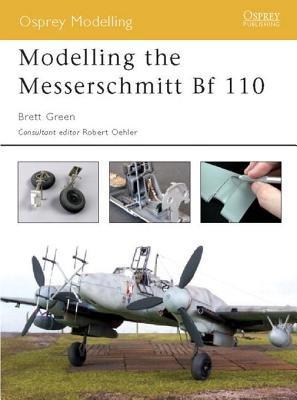 Modelling the Messerschmitt Bf 110 by
