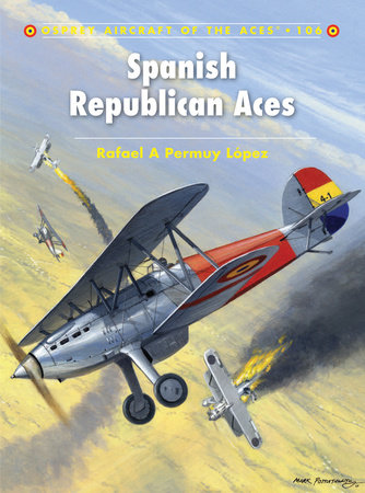Spanish Republican Aces by Rafael Lopez