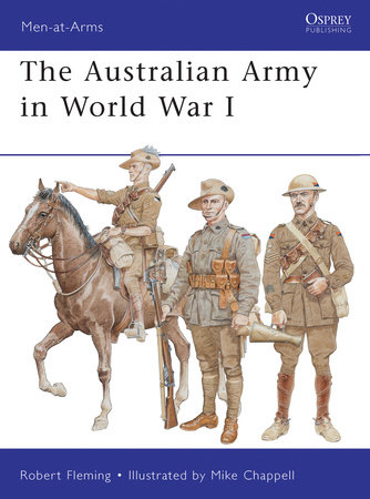 The Australian Army in World War I by